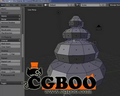 unity游戏高品质模型纹理制作视频教程