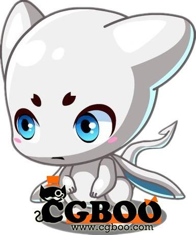 【原画资源】q版游戏宠物(合集)png【无背景】323pcg