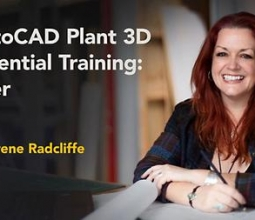 【CAD教程】Lynda - AutoCAD Plant 3D Essential Training User