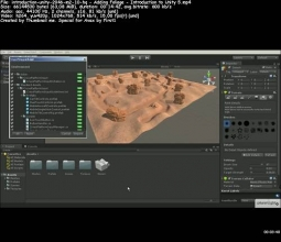【UD3教程】luralsight - Introduction to Unity 5