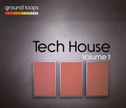 【音乐音效】Ground Loops Tech House Volume 1 WAV AiFF APPLE LOOPS-DISCOVER