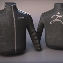 157 ZBrush雕刻低面外套模型教程 - Sculpting a Low Polygon Jacket